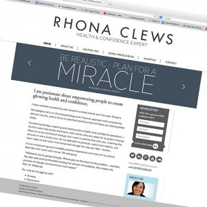 Website - Rhona Clews